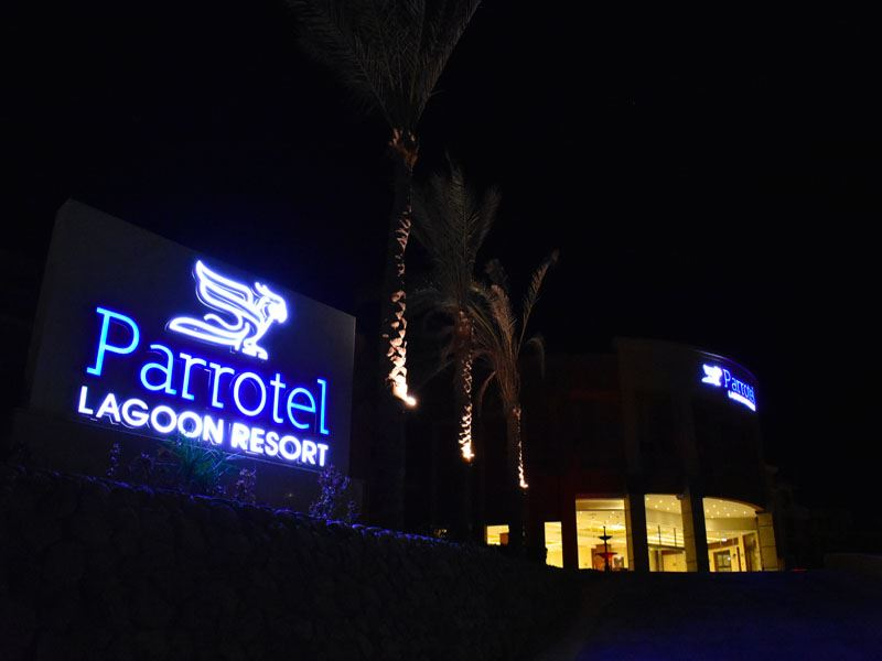 Parrotel Lagoon Resort